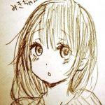 mikiii*@えのき