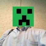 クリーパー@minecraft