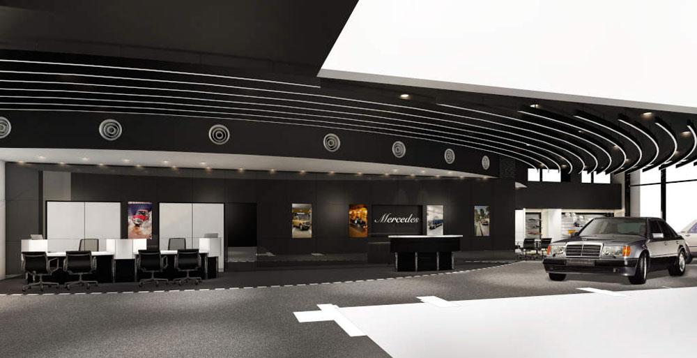 メルセデス・ベンツ浦安 ALL TIME STARS 店舗イメージ