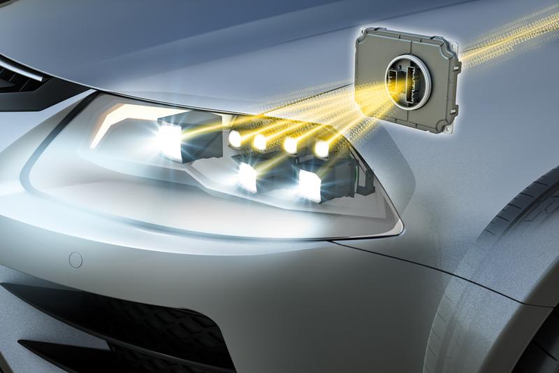 オスラム自動車用全固体レーザー照明(SSL)モジュール事業