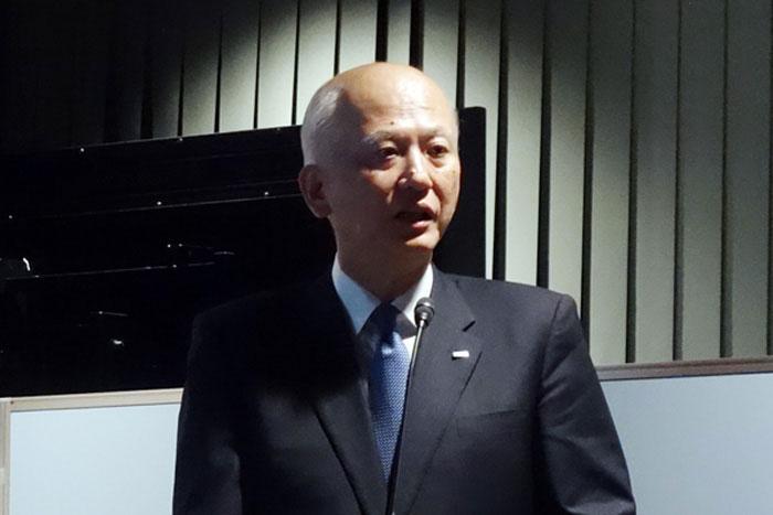 ジェイテクト 事業説明会 安形哲夫CEO