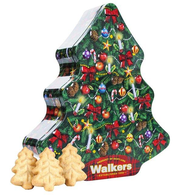 ウォーカー クリスマスツリー缶 #1425 225g