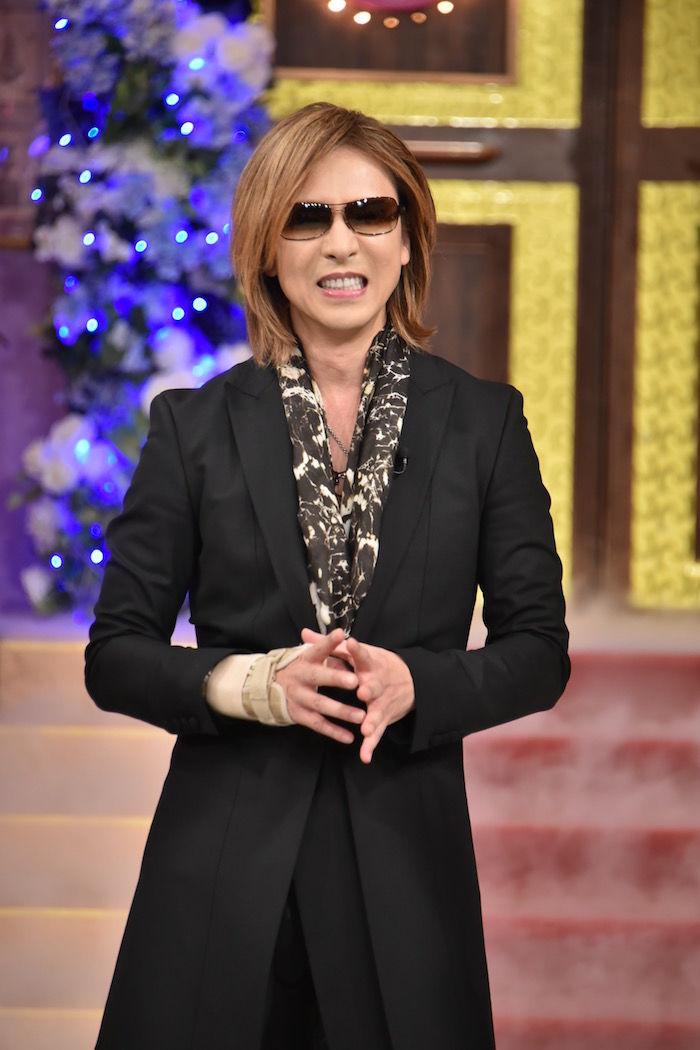 YOSHIKI しゃべくり007