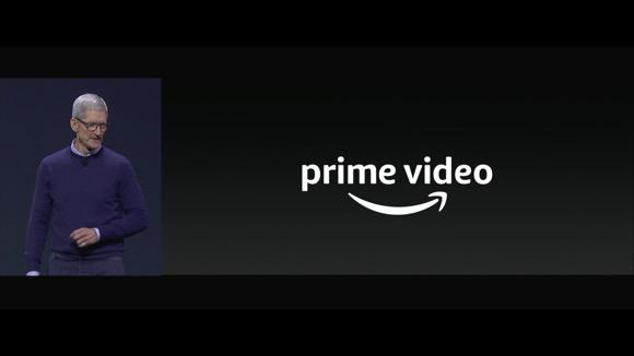 WWDC 17 Amazon