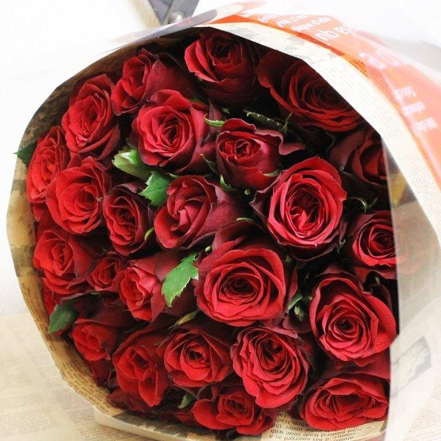 2 [エルフルール]彼女への贈り物には真っ赤なバラを♪...