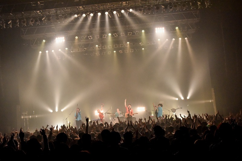 Awesome City Club 2017.12.6 撮影=古渓一道