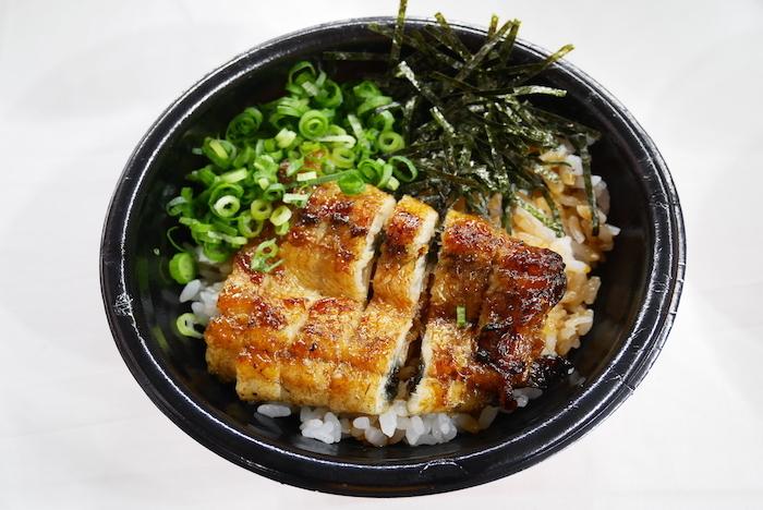 三河一色産鰻まぶし丼(愛知県)
