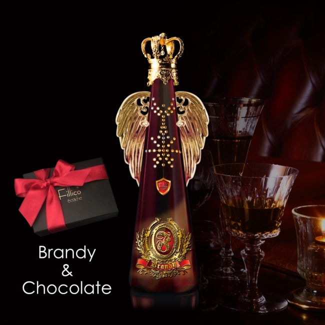 フィリコ ブランデー チョコレートセット
