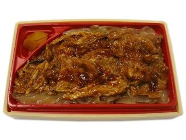 【鹿児島県】黒豚炭火焼き弁当(西郷どん味噌使用)