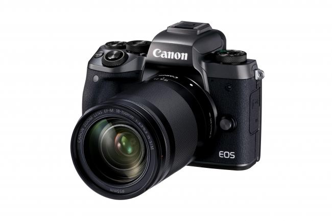 EOS M5(レンズ交換式カメラ)