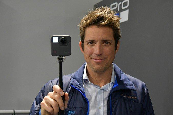「360度カメラはVRのためのものではない」GoPro参入の理由をCEO語る―CES2018に見るトレンド第1回 | Mogura VR