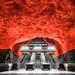 世界の地下鉄はこんなにも美しい。スウェーデン、モントリオール、ベルリンなどの地下鉄アート | rooVeR [ルーバー]