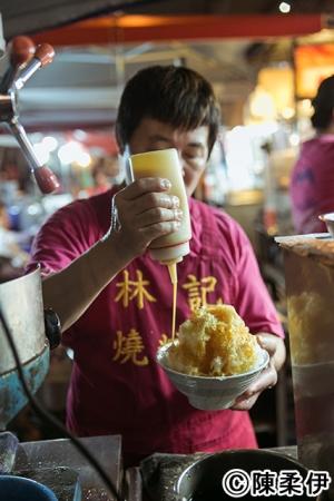 B級グルメがひしめき合う寧夏夜市。台北っ子に認められた味はさすがのクオリティー