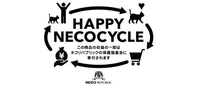 HAPPY NECOCYCLE