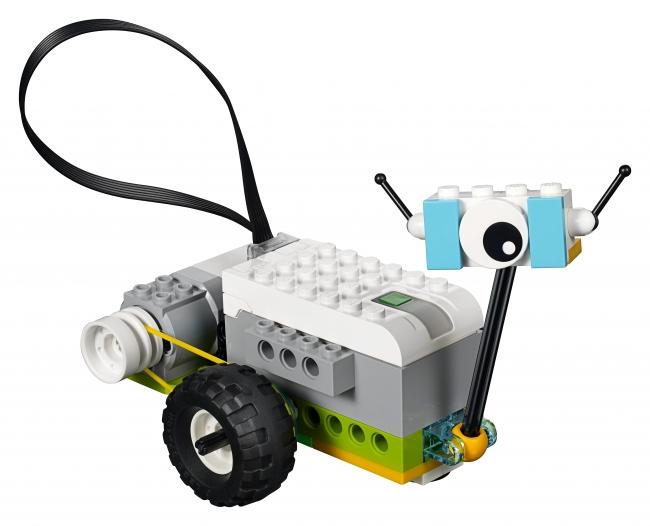 ロボット「マイロ」
