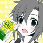 レモン牛乳P
