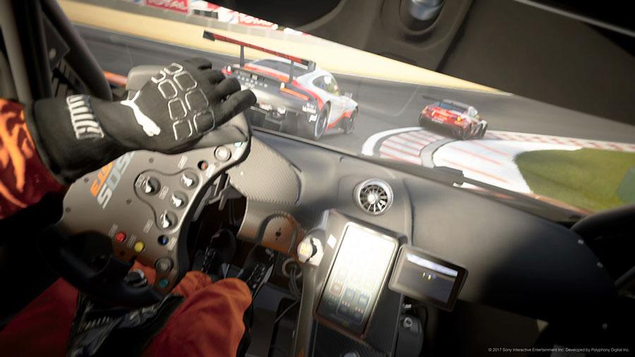 グランツーリスモSPORT リミテッドエディション キャプチャー画面