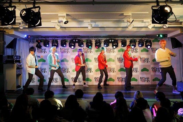 舞台『おそ松さんon STAGE~SIX MEN'S SHOW TIME』記者会見写真_2.jpg
