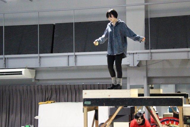 『イケメン革命◆アリスと恋の魔法 THE STAGE』稽古場写真_5
