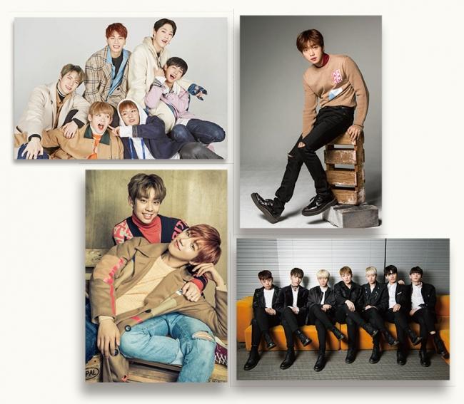 『K-POPぴあ ~PRODUCE101 SEASON2大特集号』(ぴあ)BOOKぴあ特典ポストカード