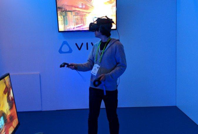ついにVRは無線へ Viveワイヤレスアダプターは遅延気にならず | Mogura VR