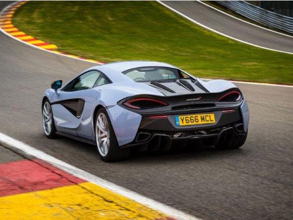 マクラーレン 570GT向けスポーツパックとデザイン・エディション投入によりスポーツシリーズを強化