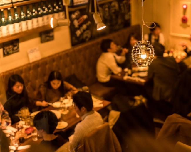 ターゲットは日本酒素人!新しいタイプの日本酒バル