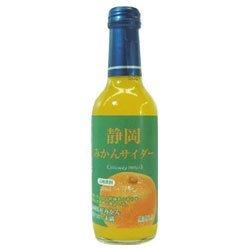 Amazon | 木村飲料 静岡みかんサイダー 240ml瓶×20本入 | 炭酸飲料 通販 (150214)