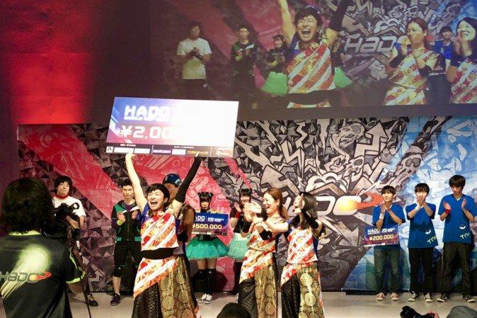ARテクノスポーツHADO世界大会 アイドルも参加し盛り上がる | Mogura VR