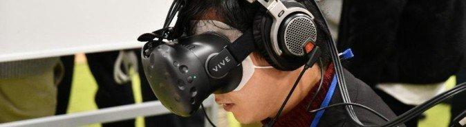 「VR/AR/MRビジネスEXPO 大阪」出展社紹介:第1回~HTC、モノビット、フォージビジョン | Mogura VR