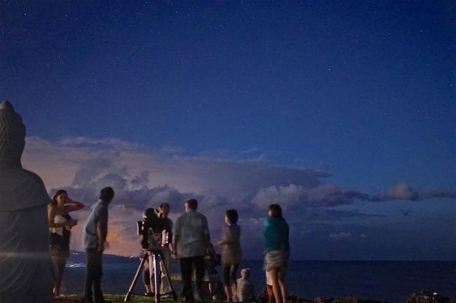 7・8月限定!星空観測プラン 写真提供:太公望