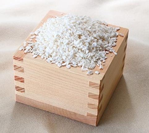 米粒状加工食品「とらひめ」