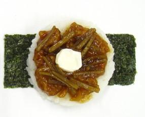 【山口県】サンドむすび美東ごぼうのチキンチキンごぼう