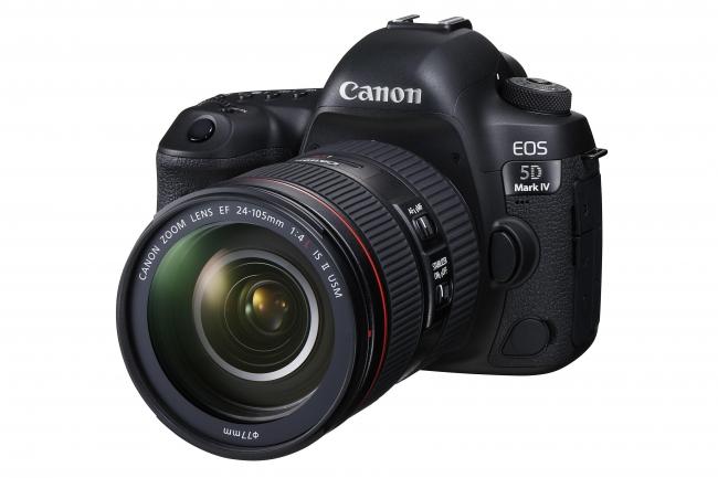 EOS 5D Mark IV(レンズ交換式カメラ)