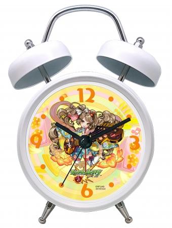 佐倉綾音さんボイス入り弁財天オリジナル目覚まし時計
