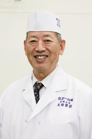 日本料理人 大田忠道氏