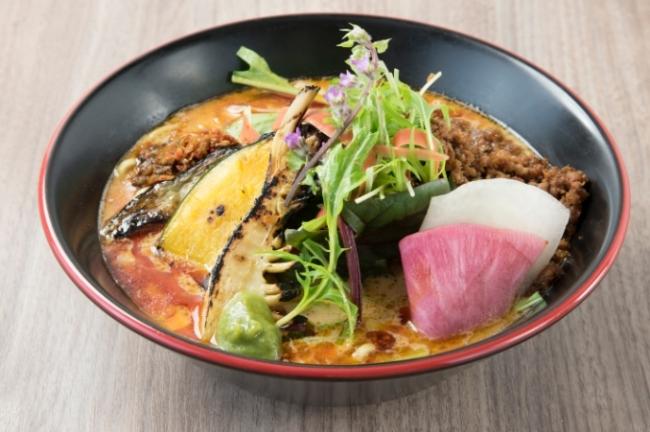 「京野菜担々麺」