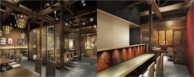 ※画像は名古屋店のパース画像です