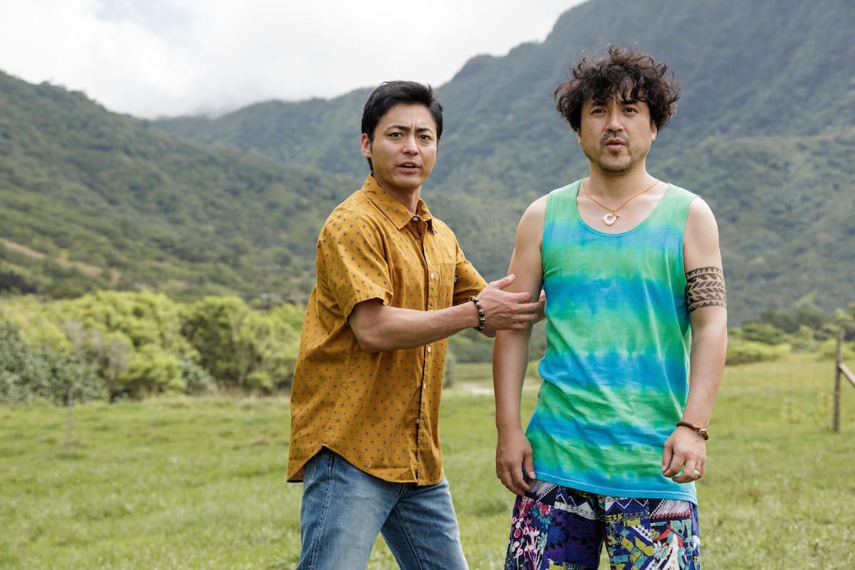 山田孝之と長澤まさみがキス寸前 映画 50回目のファーストキス の