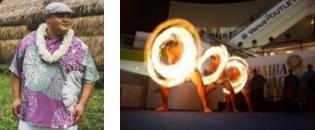 本場のミュージック&ダンスパフォーマンスがラインアップ。初出演のKalani Peaの他、今年も「ポリネシア・カルチャーセンター」のダンサー&ミュージシャンによる迫力のパフォーマンスは必見です。