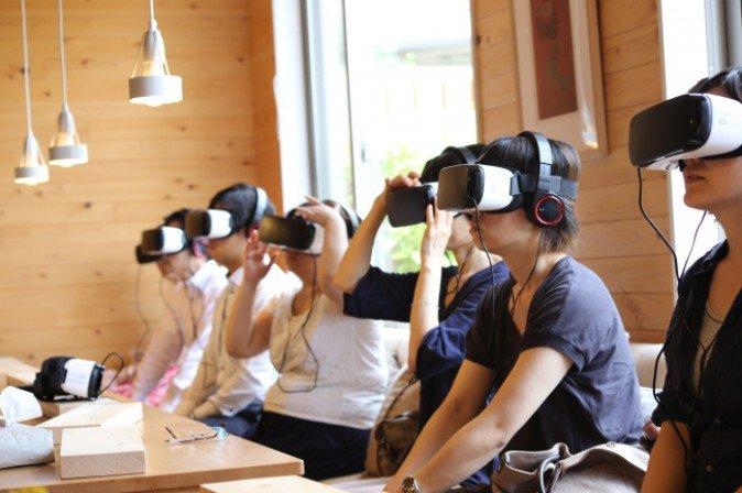 認知症患者の見る世界をVR体験 渋谷で福祉イベント開催 | Mogura VR