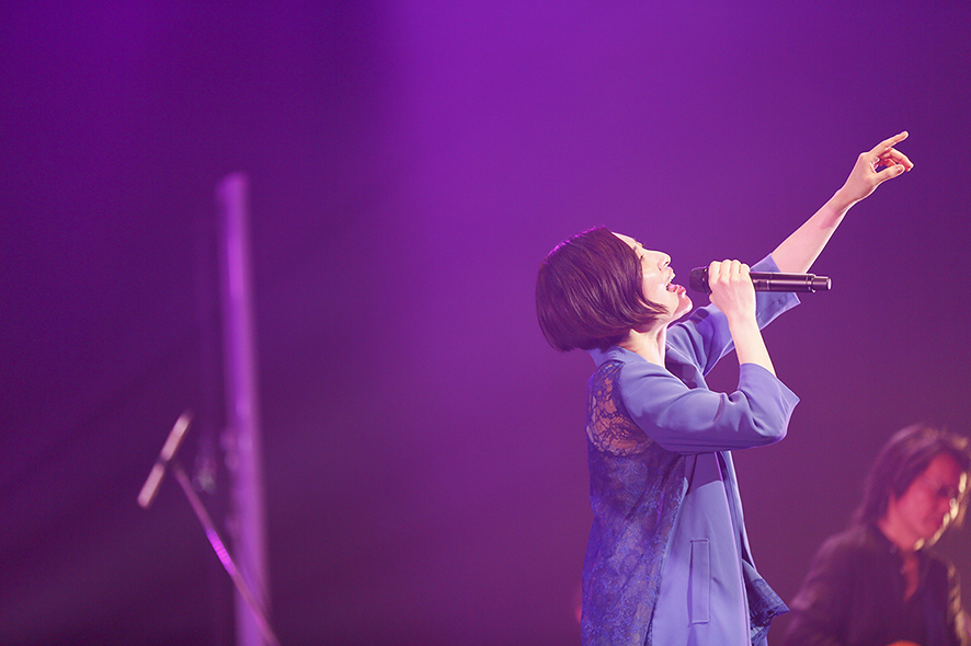 写真は東京公演