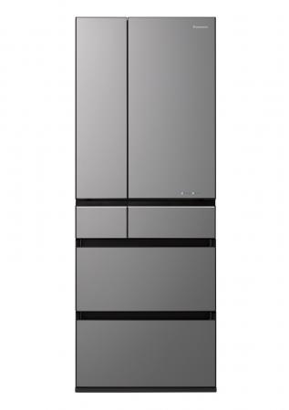 パナソニック パーシャル搭載冷蔵庫「NR-F604WPX-H」(ミスティダークグレー)