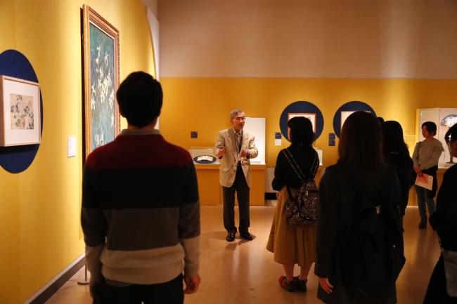 美術検定1級を取得した「アートナビゲーター」が作品について特別解説
