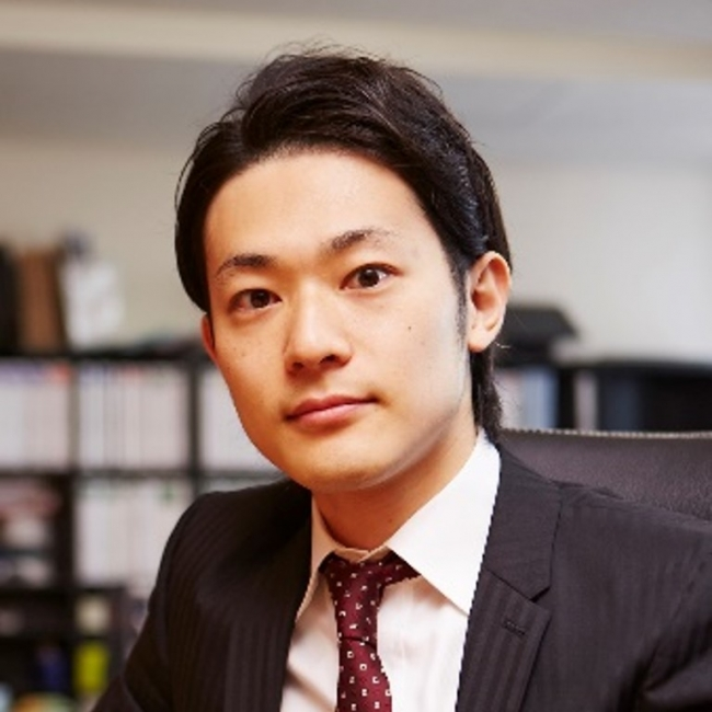清水俊博 プロフィール写真