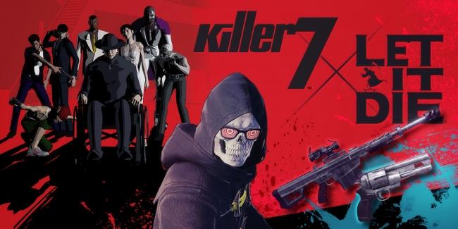 『killer7』 × 『LET IT DIE』