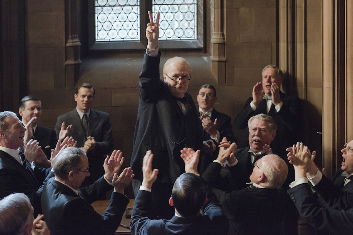 映画『ウィンストン・チャーチル/ヒトラーから世界を救った男』