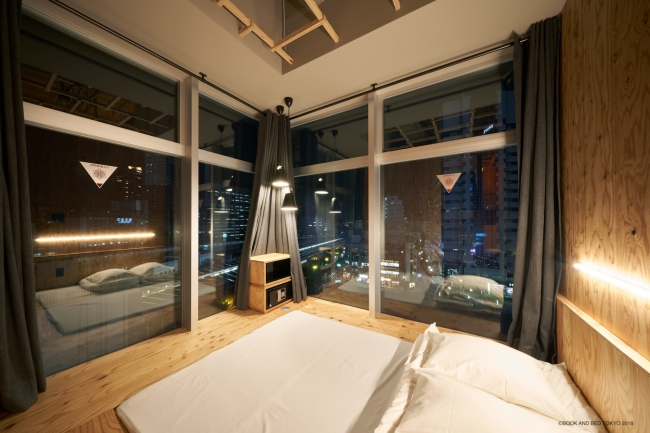 (C)︎BOOK AND BED TOKYO 2018
