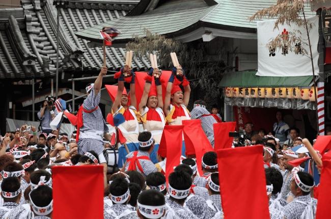 写真提供:(公財)大阪観光局