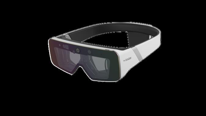 現場作業に特化 DAQRIの法人向けスマートグラス | Mogura VR